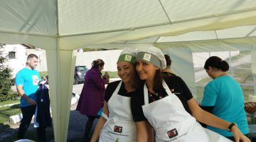 Belgrade Corporate Cooking contest  e